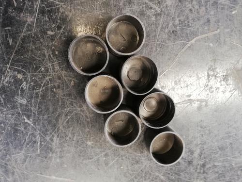 regaton plastico para tubo redondo 1 1/2 pulg