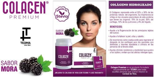 regenera y rejuvenece tu cuerpo con colágeno hidrolizado