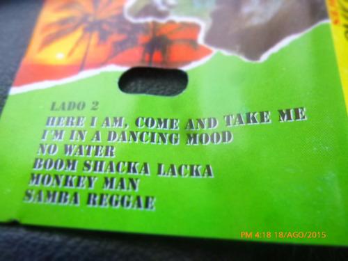 reggae las cassette