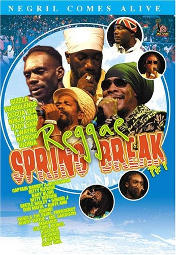 reggae spring break parte 1