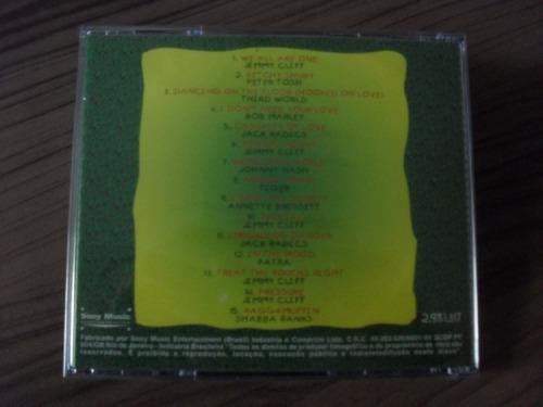 reggae vol. 2  vários produto lacrado