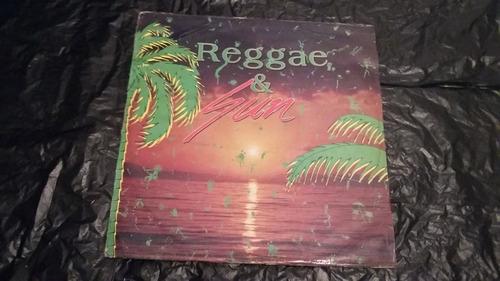 reggae y sun lp vinilo reggae