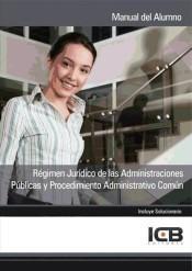 régimen jurídico de las administraciones públicas y procedim