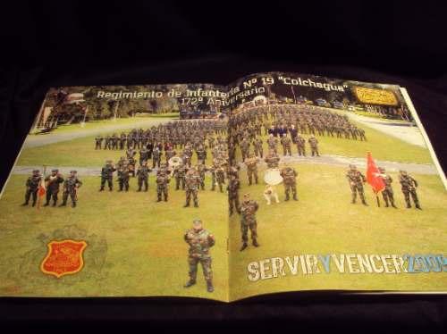 regimiento infanteria colchagua paso firme hacia el futuro.