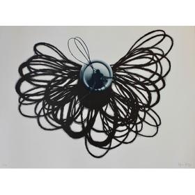 Regina Silveira - Litografia Catalogada - Sp Arte