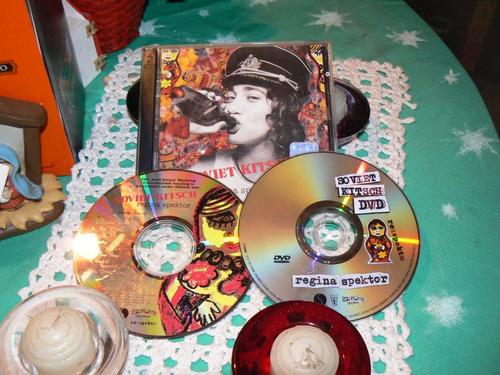 regina spector  cd dvd  solo    joyas de coleccion  2019