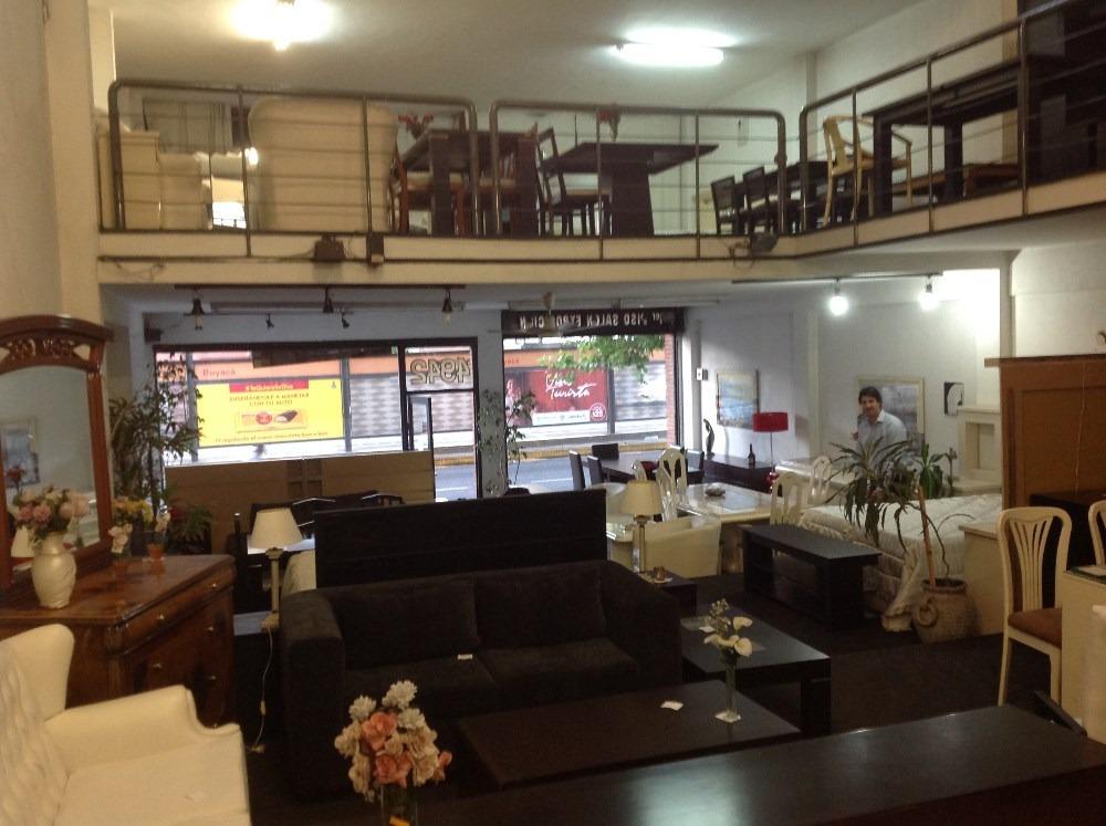 regio local con renta zona comercial juan b. justo y gavilán