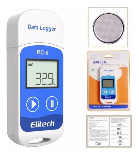 registrador temperatura hasta 32000 puntos alta precision