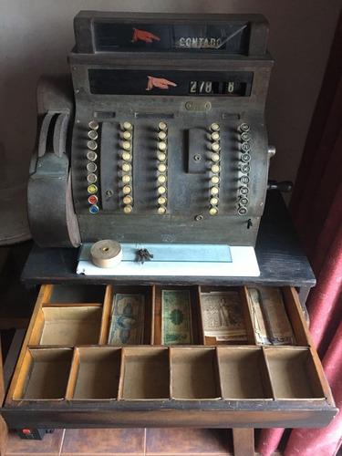 registradora antigua