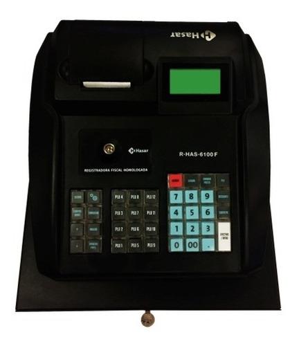 registradora fiscal hasar r-has-6100 + lector hasar 9010 usb