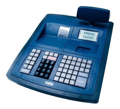 registradora fiscal kretz numa nueva tecnología selec