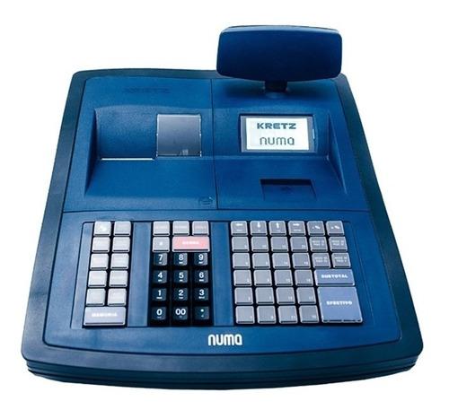registradora fiscal kretz numa - selec sa