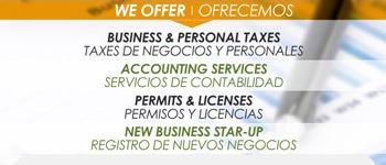 registre su compañía florida+tax  id para abrir cta. bancos