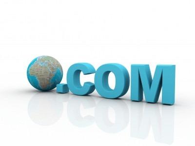 registro de dominio .com por un año