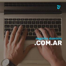 Registro De Dominio .com.ar