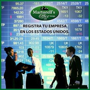 registro de empresas en estados unidos de américa