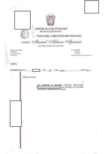 registro de empresas offshore internacionales