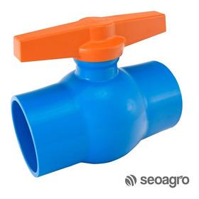 Registro De Esfera Soldável 50mm Irrigação - Vígua