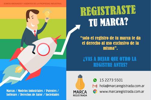 registro de marcas desde cualquier punto de argentina