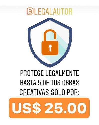 registro de marcas. patentes. derechos de autor.