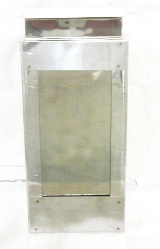 registro regulador de fumaça inóx grande 15x40