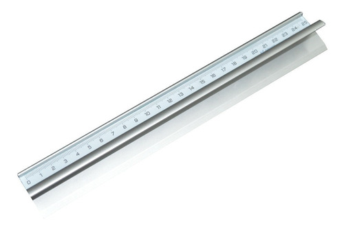 regla metálica de corte / schwarz si-rp mini 35 cm