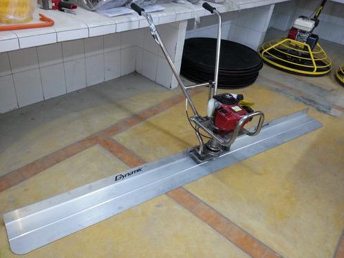 regla vibratoria para concreto motor honda