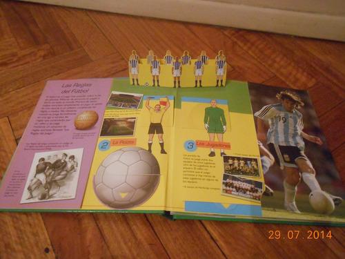 reglamento de futbol en '''3d'' para chicos