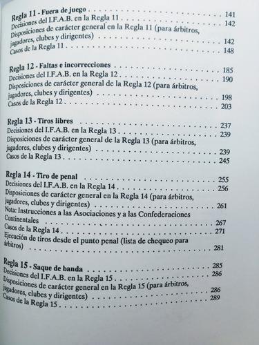 reglas del futbol diego de leo reglamento deporte b33