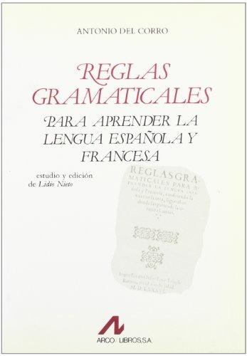 reglas gramaticales: para aprender la lengua es envío gratis