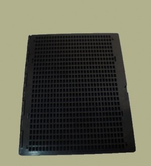 regleta hoja completa tamaño carta para escritura en braille