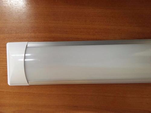 regleta led 36w 120cm blanco neutro y blanco frío
