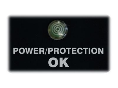 regleta protectora de sobrecarga tripp lite p/hospital 6 ft