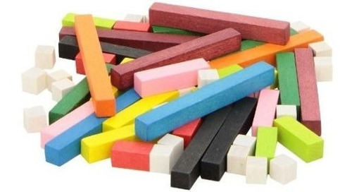 regletas de madera fime 240 piezas