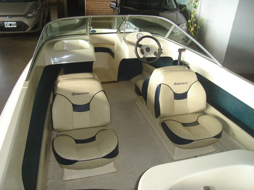 regnicoli 160 open,mercury 60 hp bigfoot, trailer