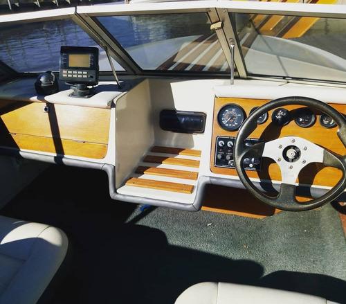 regnicoli albacora 1994 segundo dueño 380 hs de uso