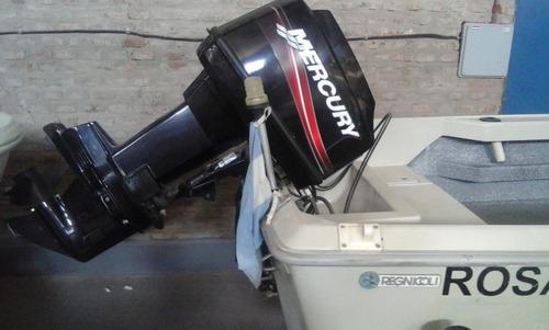 regnicoli fishing 95 con mercury 60 2015. oportunidad junio!