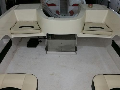 regnicoli marea 630 con suzuki 140 hp 4 t