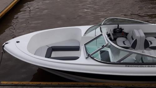 regnicoli marea open con mercury 115 hp 4 tiempos 2100cc