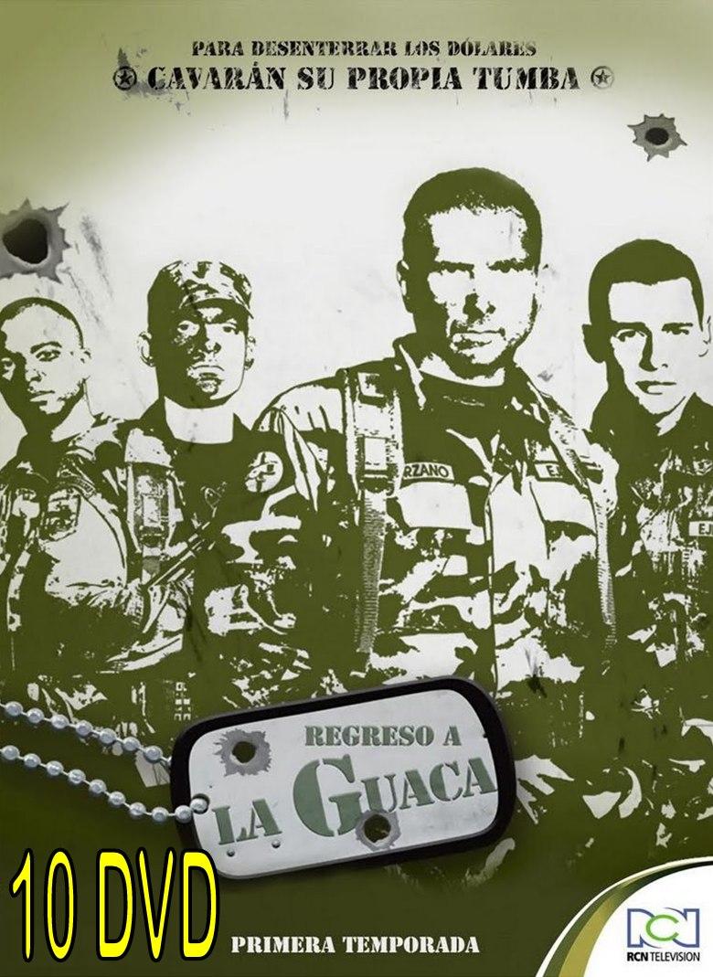 Regreso A La Guaca Completa Formato Original - Bs. 2,00 en Mercado Libre