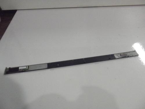 régua acabamento superior botão power notebook gateway 3560