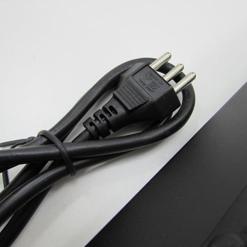 regua de energia para rack 19 c/ 8 tomadas 20a eletrica