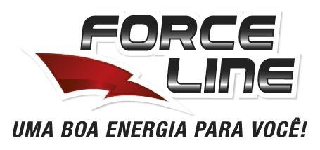 régua | extensão | filtro de linha - 10 tomadas force line