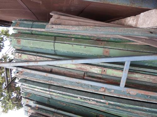 regua madeira demolição ype 2mts- banco de jardim