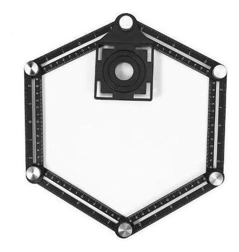 regua multi ângulos p/ cortar piso azulejo (pronta-entrega)
