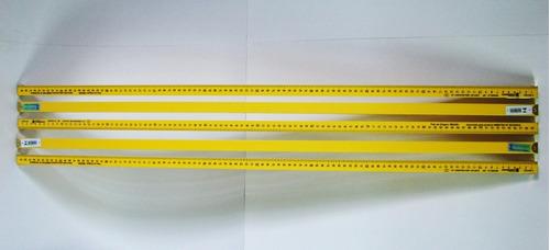 régua para balcão - metro  padrão inmetro