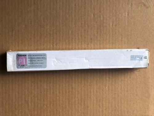 régua potenciométrica  sensor linear de posição  130 mm