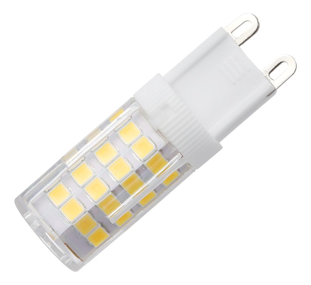 Par Led Lámpara De Aguja G9 Base Regulable Estándar Doble G9 rCxshQtd