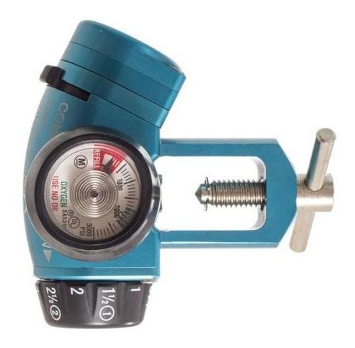regulador ahorrador de flujo para tanque de oxigeno - sp-med