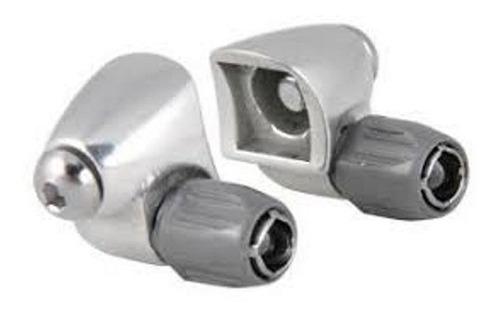 regulador ajustador guia aluminio para quadro sti shimano.